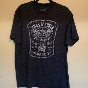 GUNS N ROSES T-shirt by Bravado in Large